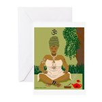 AUM Greeting Cards (Pk of 20)