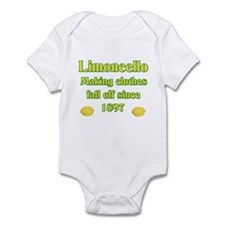 Italian Limoncello Infant Bodysuit