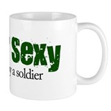 Army: Super Sexy &amp; Taken Mug