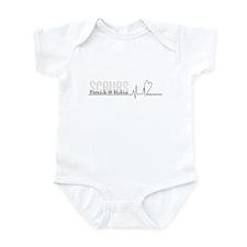 Scrubs Heartline Infant Bodysuit