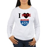 I Hate The I405 T-Shirt