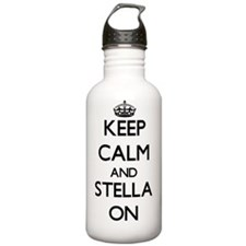 Keep Calm and Stella O Water Bottle