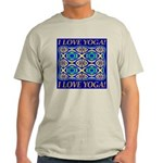 I Love Yoga! Light T-Shirt