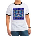 I Love Yoga! Ringer T