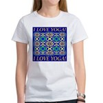I Love Yoga! Women's T-Shirt