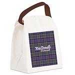 Tartan-MacDonald of Clanranald Canvas Lunch Bag
