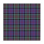 Tartan-MacDonald of Clanranald Tile Coaster