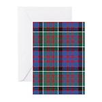Tartan-MacDonald of Clan Greeting Cards (Pk of 10)