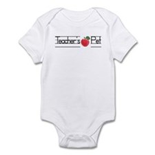 Teacher's Pet Infant Bodysuit