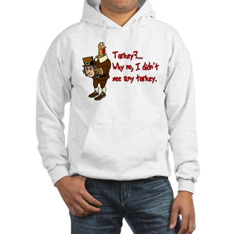 Turkey Disguise Hooded Sweatshirt