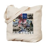 AIR FORCE 1776 Tote Bag
