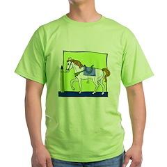 Horse Green T-Shirt