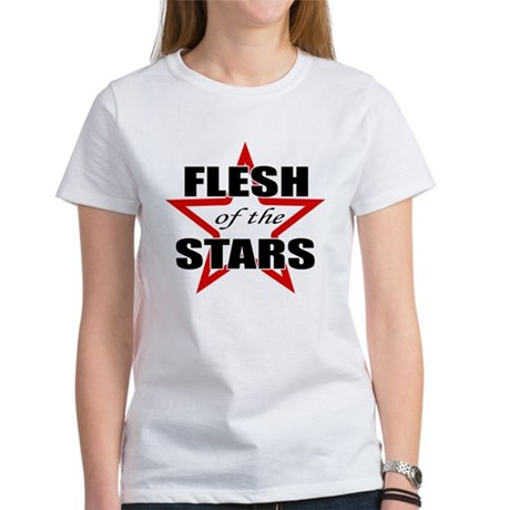 Flesh Of The Stars Women's T-Shirt