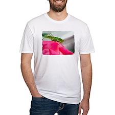 Helaine's Grasshopper Shirt