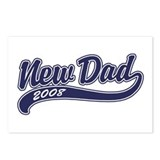 New Dad 2008 Postcards (Package of 8)