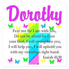 JOYOUS ISAIAH 41:10 Invitations