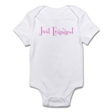 Just Engaged Infant Bodysuit