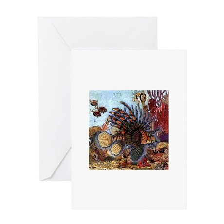 Ocean Window Greeting Card
