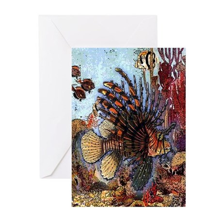 Ocean Window Greeting Cards (Pk of 10)