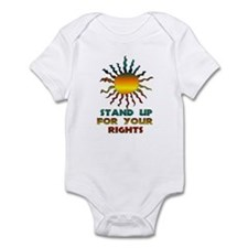 Stand Up For Your Rights Onesie