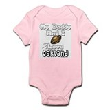 My Daddy And I Love Oakland Infant Bodysuit