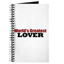 World's Greatest Lover Journal