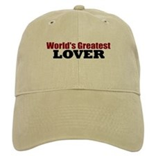 World's Greatest Lover Baseball Cap