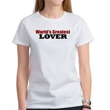 World's Greatest Lover Tee