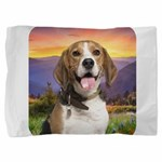 Beagle Meadow Pillow Sham