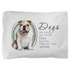 wholelives.png Pillow Sham
