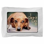 didntdoit.png Pillow Sham
