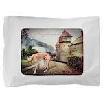 castle.png Pillow Sham