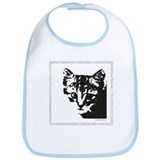 Wilson the Kitten Bib