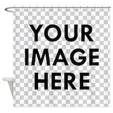 CUSTOM Your Image Shower Curtain