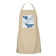 Kiss My Bass BBQ Apron