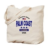 Palm Coast Tote Bag