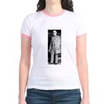Lee standing Jr. Ringer T-Shirt