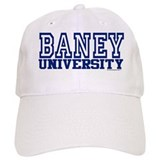 BANEY University Baseball Cap