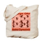 George Ohr Abstract Expressio Tote Bag