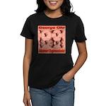 George Ohr Abstract Expressio Women's Dark T-Shirt