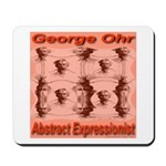 George Ohr Abstract Expressio Mousepad