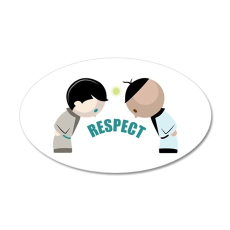 Respect Wall Decal