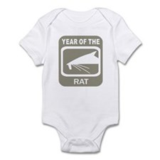 Year of The Rat Infant Creeper