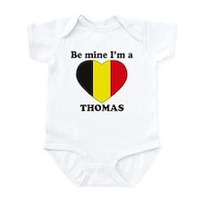 Thomas, Valentine's Day  Infant Bodysuit
