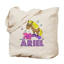I Dream Of Ponies Ariel Tote Bag