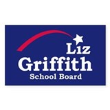 Liz Griffith Bumper Decal