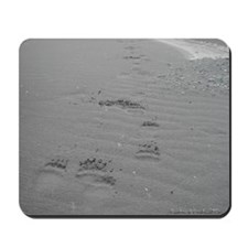 Bear Prints Mousepad | Mouse Pad
