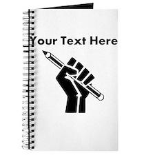 Custom Writer Power Journal