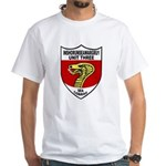 Sea Cobras White T-Shirt
