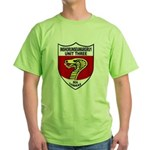 Sea Cobras Green T-Shirt